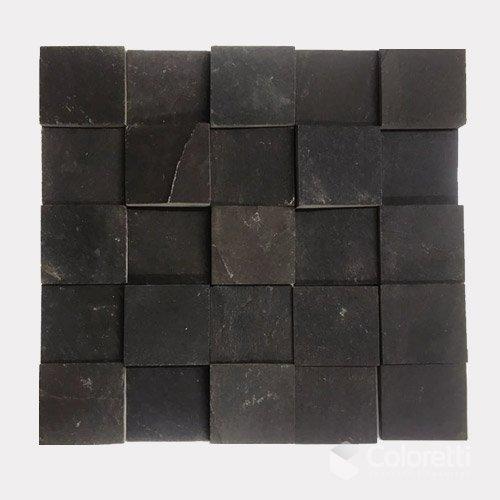 Revestimento de Basalto Preto